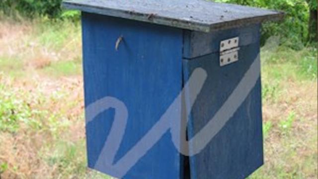 害獣対策;庭の家庭菜園に電源コード式の電気柵を設置